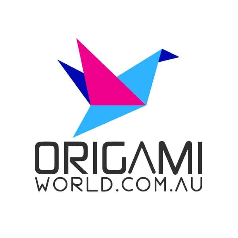 Logo Origami World