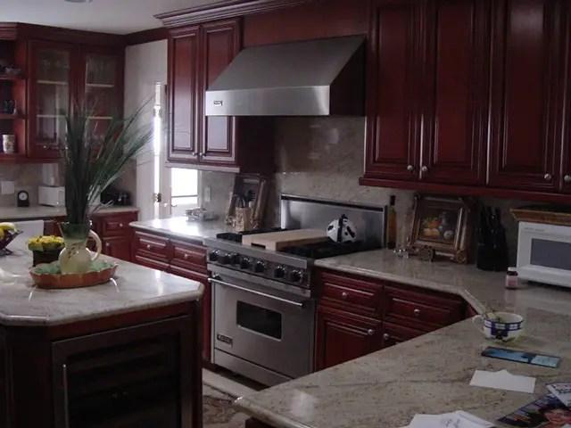Kitchen Remodeling Gallery  Unique Builders  Development Inc