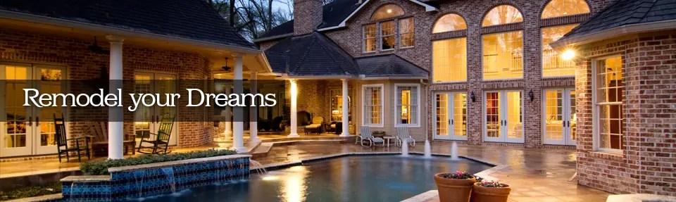 Home Remodeling Houston   Unique Builders & Development Inc