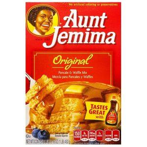 Aunt Jemima Pancake Mix Original 720x 1 Ispita americană de la Land of Treats