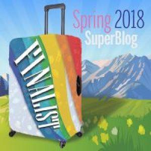 C'est fini la ... Spring SuperBlog 2018!