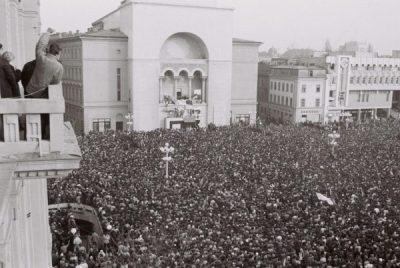 revolutie O nouă filă de jurnal Decembrie ′89