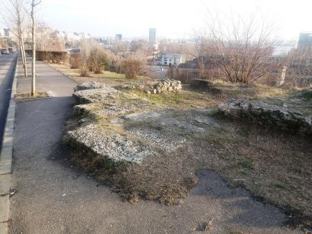Constanța, orașul în care ruine antice sunt pe trotuare