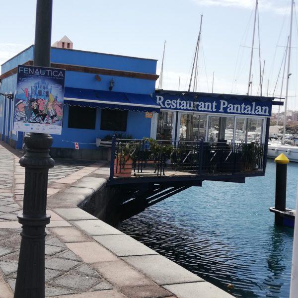 Restaurant pe apă