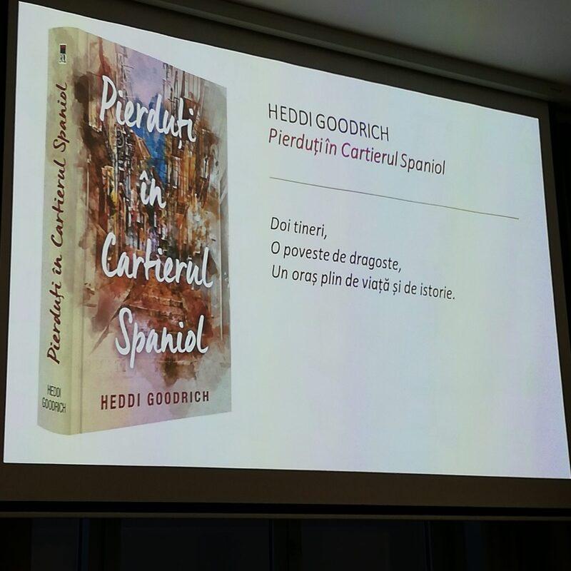Pentru ca ceva să ia naștere, e nevoie ca altceva să piară – Heddi Goodrich