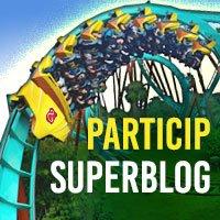 particip superblog20 Primăvara începe cu ... aniversare, mărțișor, Superblog