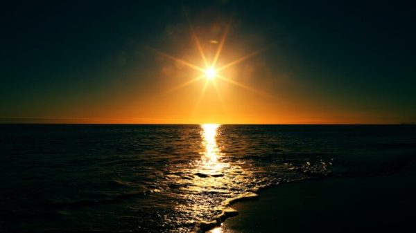 Life of Pix free stock photos sunset sea light mikewilson O vacanță minunată pe litoralul românesc