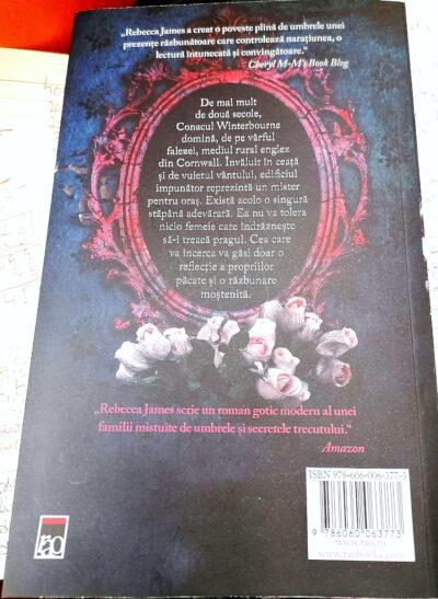 IMG 20201123 131727 Recomandare carte: Femeia din oglindă - Rebecca James