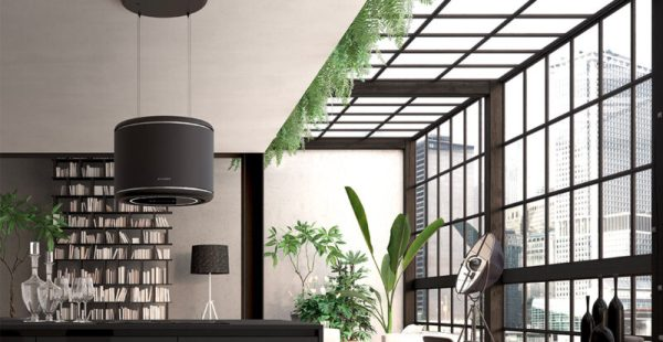 faber odette up down sc00 Bucătăria anului 2021: stil practic, elegant, exclusivist