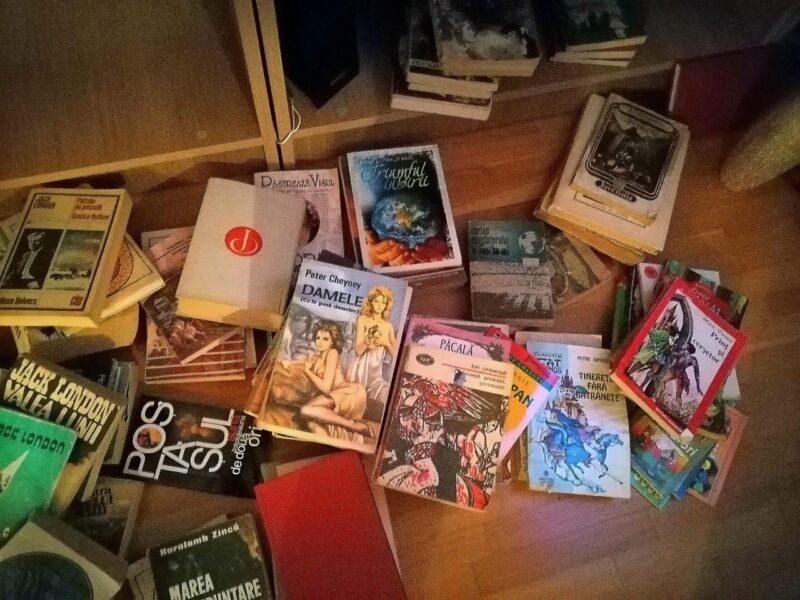 IMG 20210312 185100 scaled 2 valori: cărțile vechi și lemnul de nuc