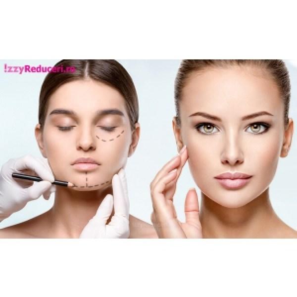 Rejuvenare faciala cu Botox