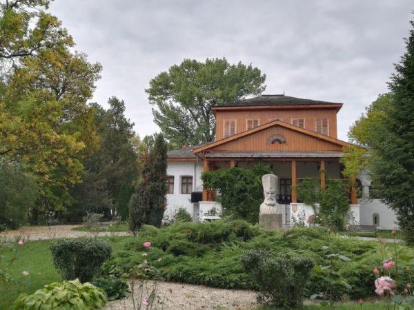 3 locuri din România Muzeul Golești