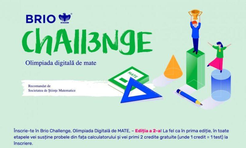 Incepe Olimpiada digitala de matematica Brio Challenge editia a 2 a 820x496 1 Profu de mate și olimpiada dintr-a IX-a