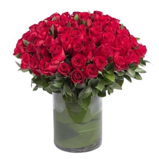 florărie - buchet de trandafiri
