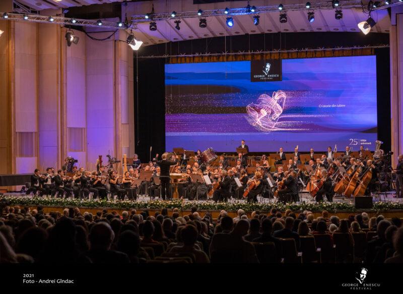 28 Aug Filarmonica G Enescu foto Andrei Gindac 42 Invitație la concert: Festivalul Internațional Enescu