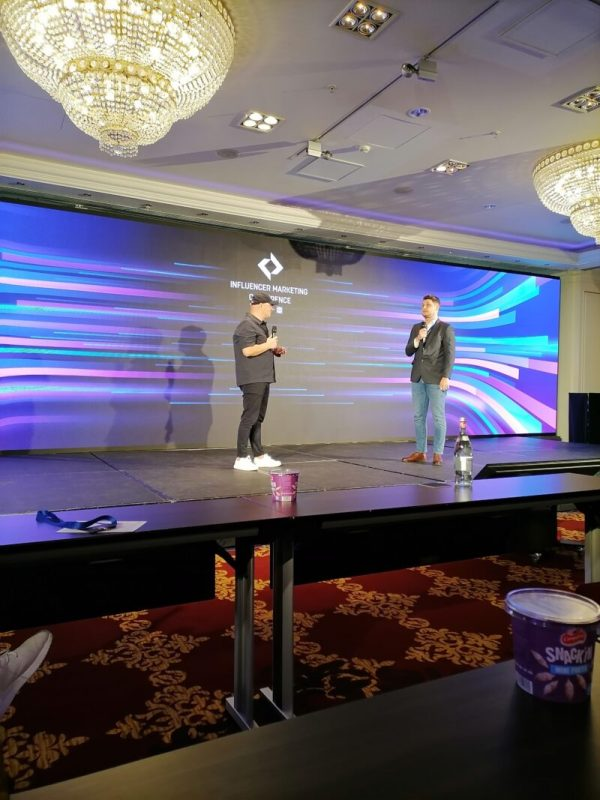 IMG 20210922 132436 Eveniment offline: Influencer Marketing Conference
