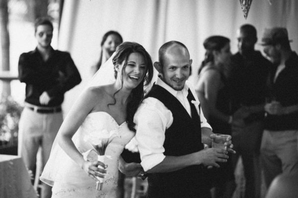 Lounge Black and White Wedding (1)