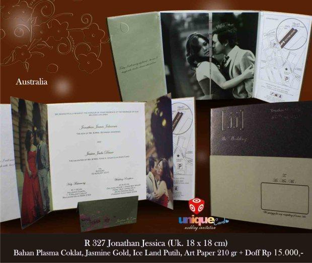undangan Jonathan Jessica