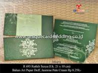 undangan Rahih Surya