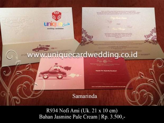 Undangan Pernikahan Soft Cover