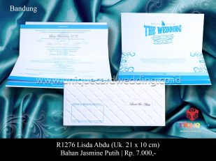 undangan Lisda Abdu