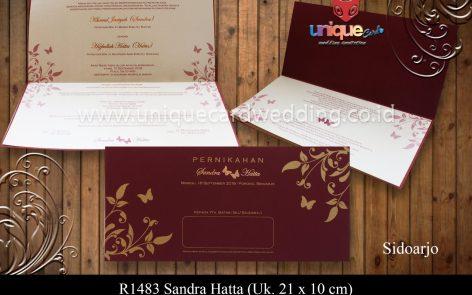 undangan Sandra Hatta