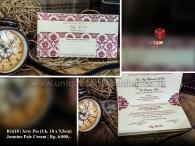 undangan pernikahan arsy pio