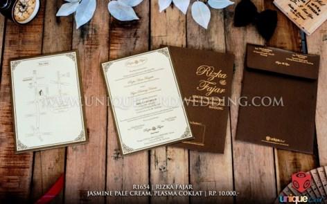 undangan pernikahan rizka fajar