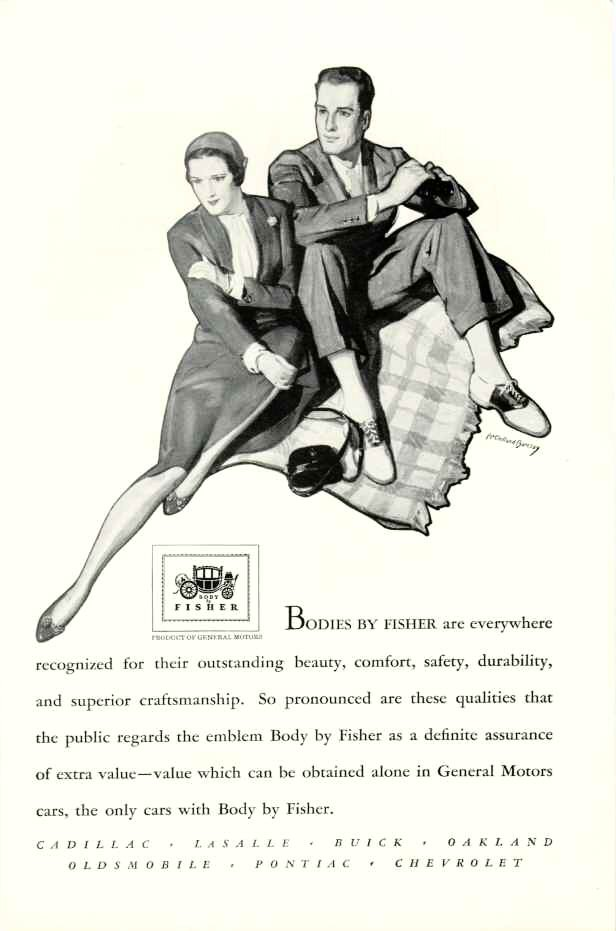 American Automobile Advertising published by General