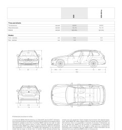 2009 bmw 3 series wagon brochure page 28 [ 1140 x 1456 Pixel ]