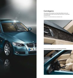 2010 bmw 3 series coupe brochure page 15 [ 2279 x 1456 Pixel ]