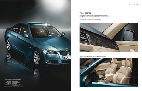 small resolution of 2010 bmw 3 series coupe brochure page 15