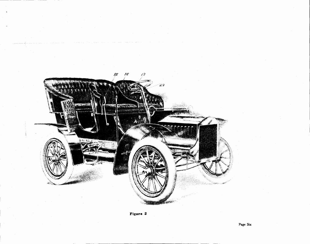1903 Cadillac Owners Manual