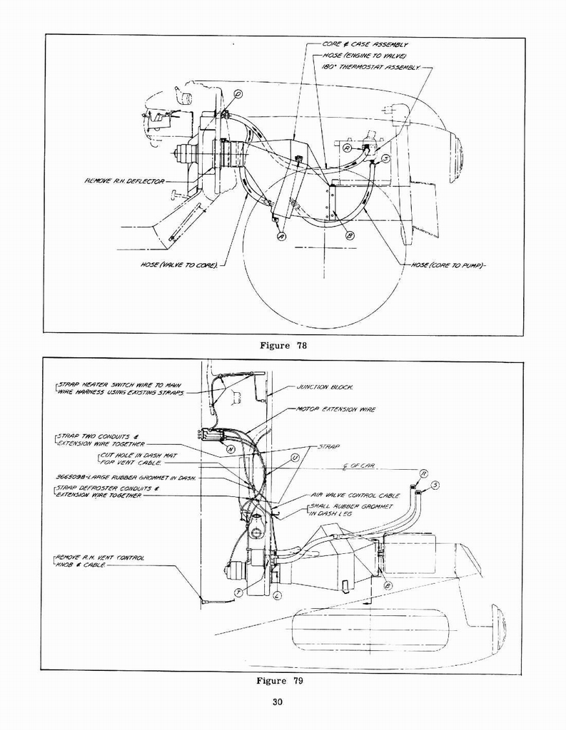 1951 Chevrolet Accessories Manual