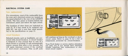 small resolution of 1964 ford falcon fuse box wiring diagram yer falcon sprint 1964 ford falcon fuse box wiring
