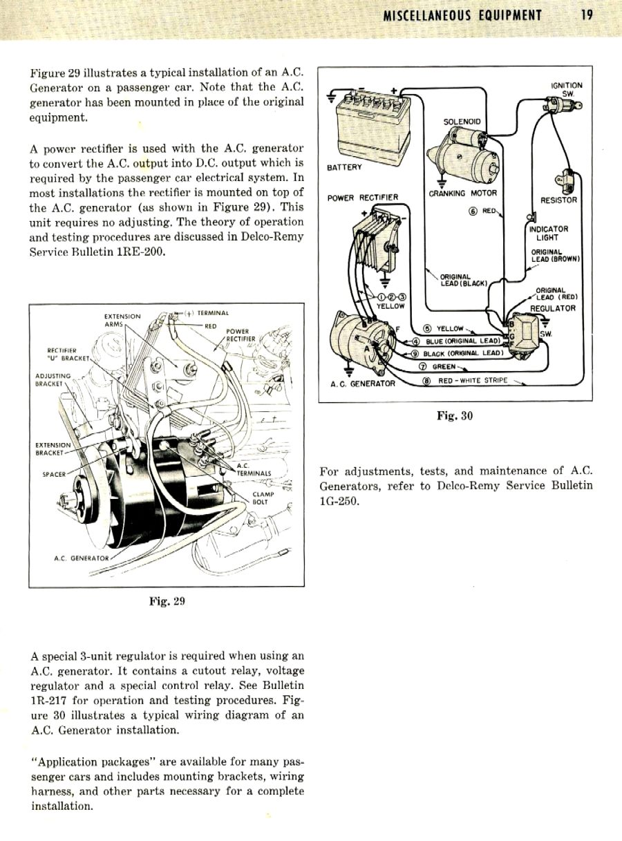 medium resolution of 1956 delco remy 12 volt electrical equipment book page 5