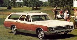 1971 Dodge Monaco wagon