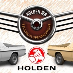 Holden Wb Statesman Wiring Diagram 220 3 Prong Plug Specifications