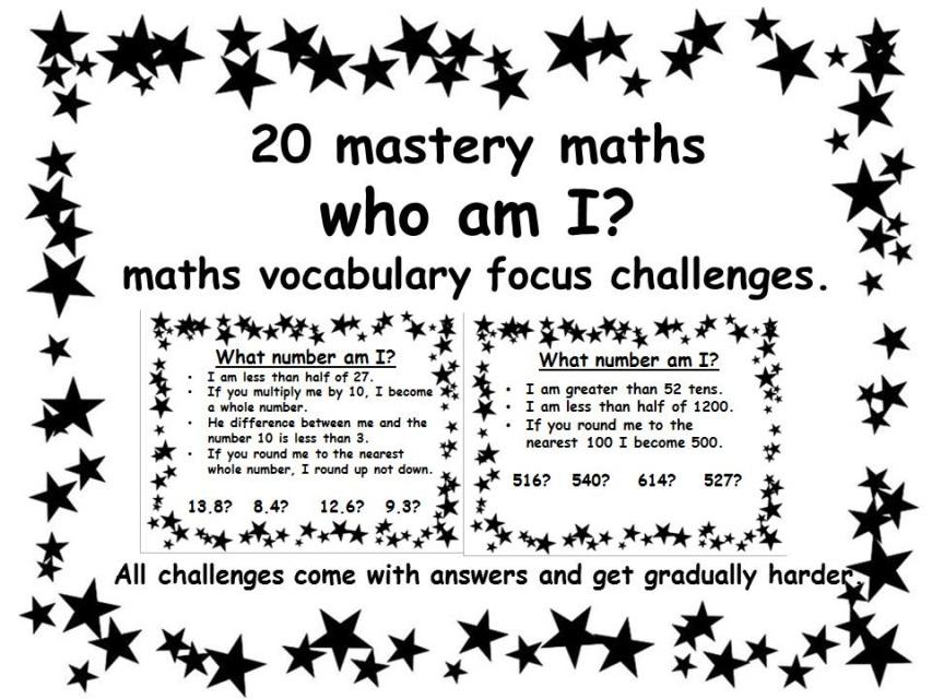 members mastery maths