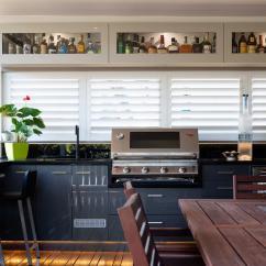 Bbq Kitchen Country Design Ideas Alfresco Brisbane Outdoor Kitchens Unique Albion And Build