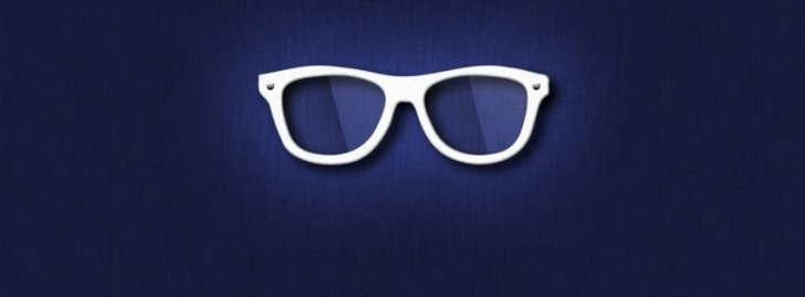 Cute Sad Cartoon Wallpapers Glasses Facebook Covers Creative Fb Cover Facebook