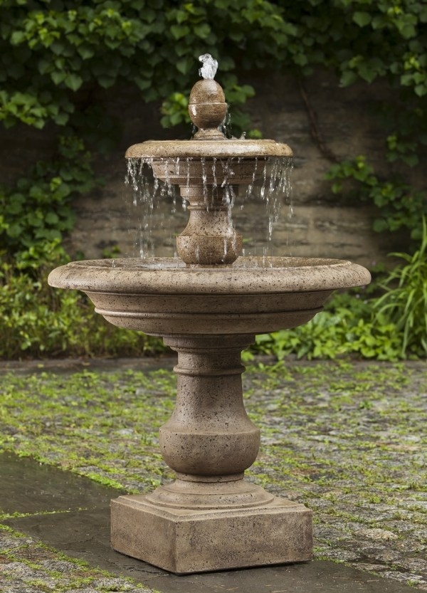 Caterina Fountain Tiers Heaven With Multi-tiered
