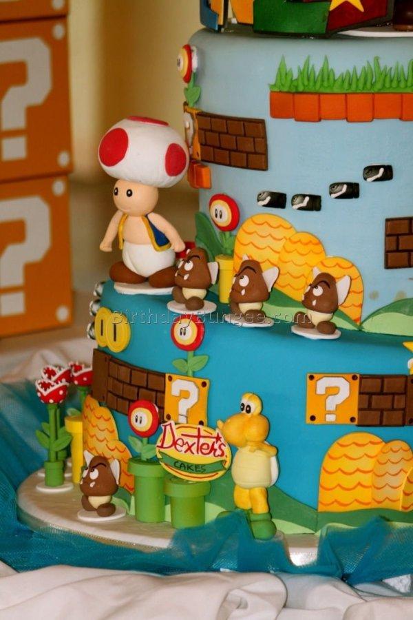 4 Year Old Boy Birthday Party Ideas