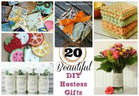 10 Famous Bridal Shower Hostess Gift Ideas
