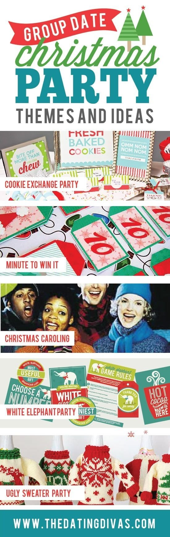 10 best youth group christmas party ideas - Christmas Youth Group Games