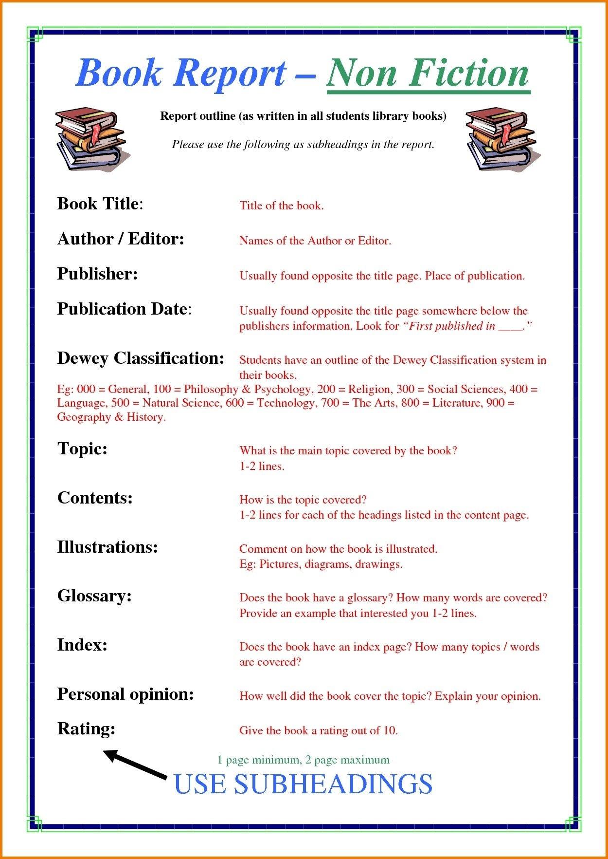 hight resolution of 10 Pretty Book Report Ideas For 4Th Grade 2021