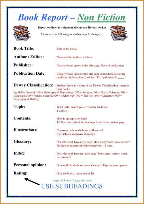 small resolution of 10 Pretty Book Report Ideas For 4Th Grade 2021