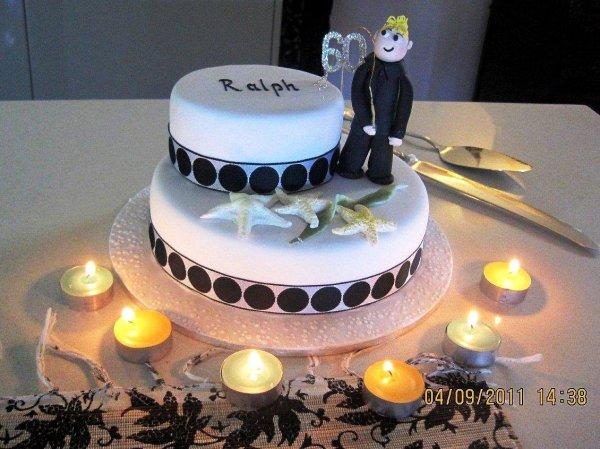 Spectacular 60th Birthday Cake Ideas Men
