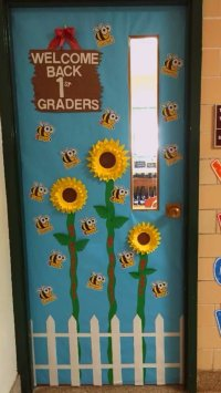 10 Great Classroom Door Ideas For Back To School