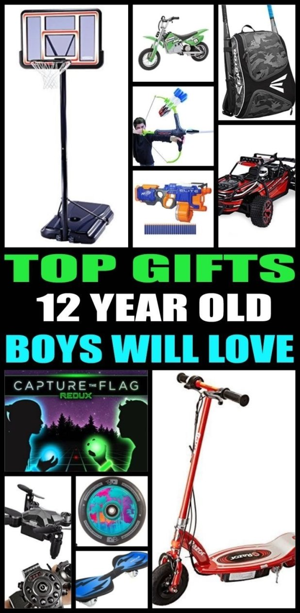 Christmas Gift For 12 Year Old Boy ✓ Halloween Costumes